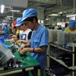 The Electronics Industry Starts to Ease Out of China