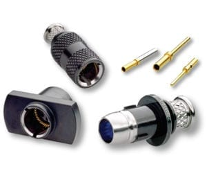 Newark, An Avnet Company, stocks TE Connectivity's O.C.H. Micro Circular Connectors for future soldier systems.