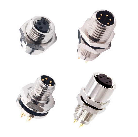 Connector Products for Energy Applications: NorComp's M8 Series M8 connectors