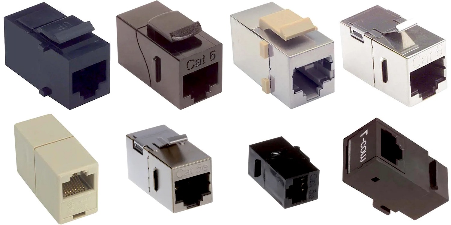 RJ45 connectors from L-com available at Allied Electronics
