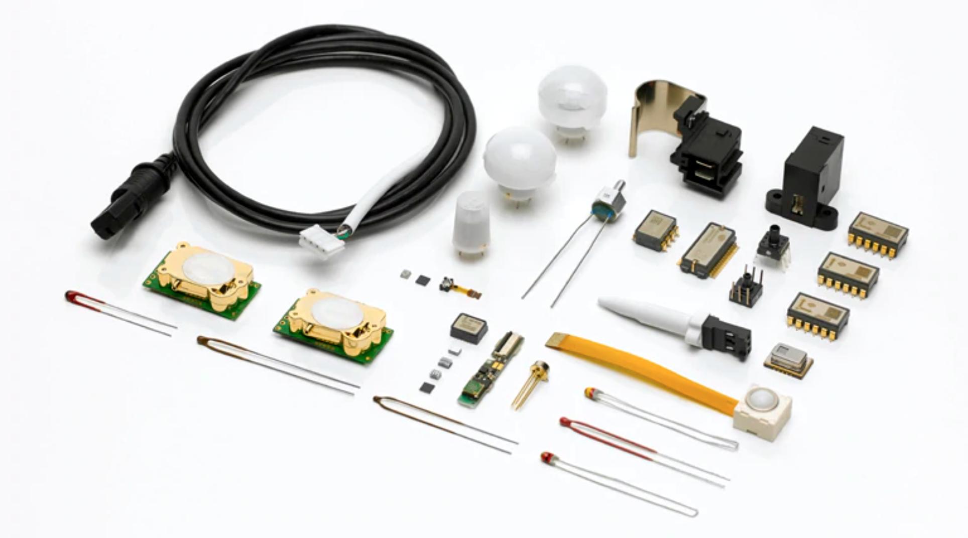 sensor technologies are key to the IoT