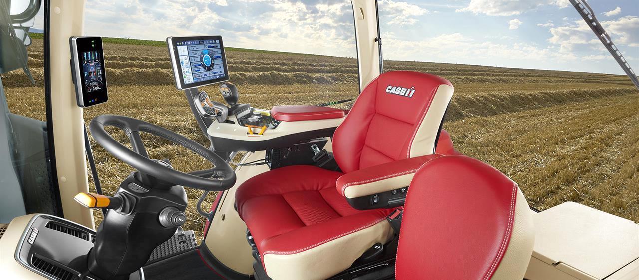 autonomous tractors Case IH Magnum
