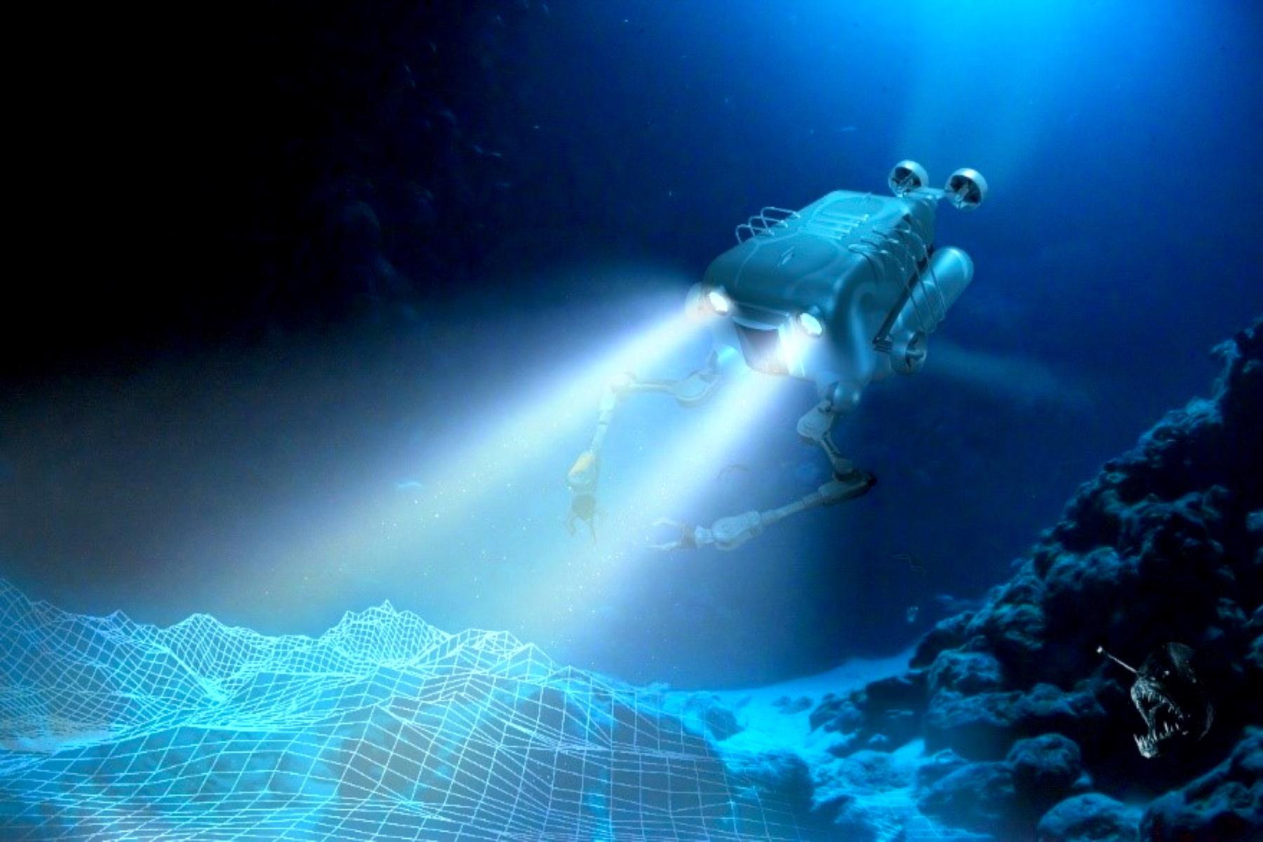 DARPA Angler UUV