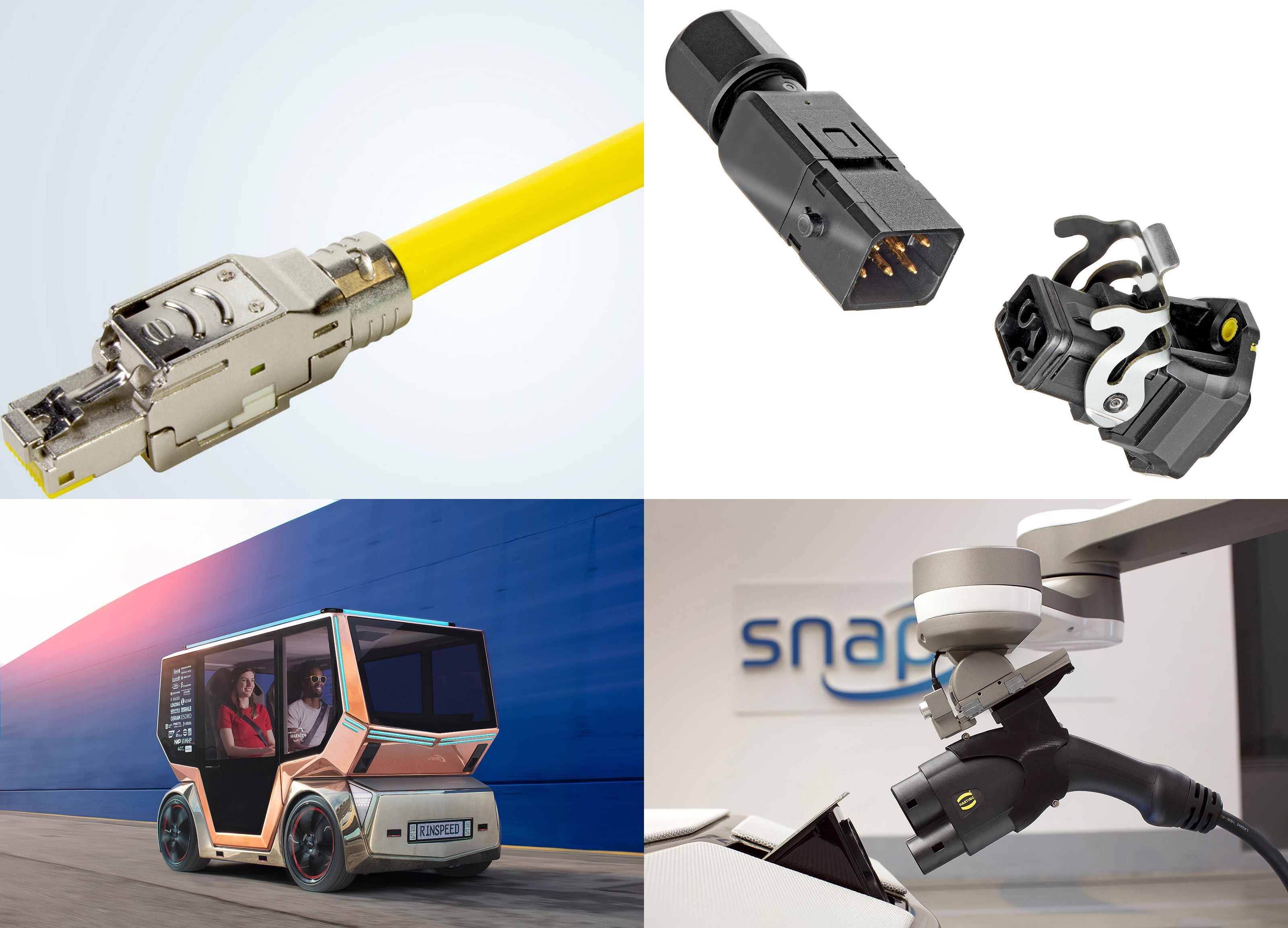 February 2019 Connector Industry News: HARTING-Hannover-Messe-2019