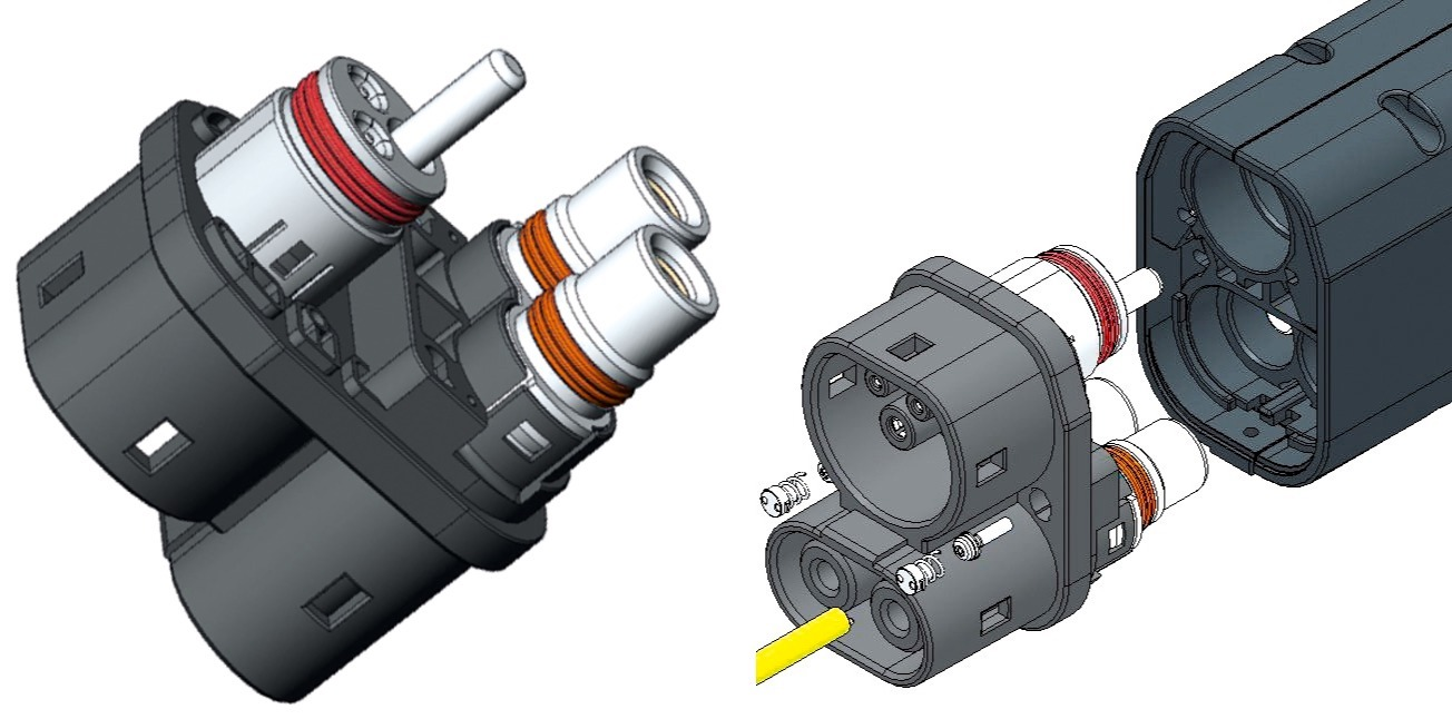 JAEs replaceable plug interface