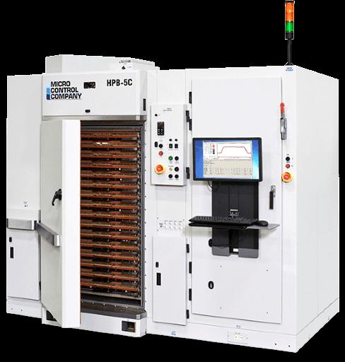 Burn-in testing Micro Control HPB 5C