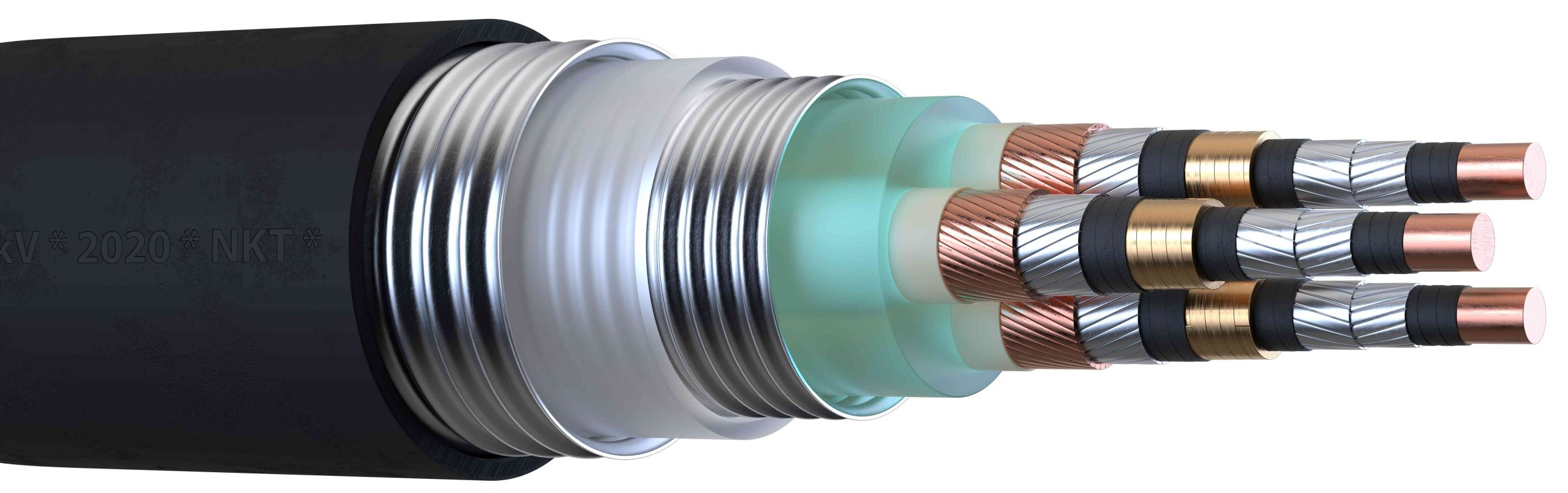 cable design for high voltage