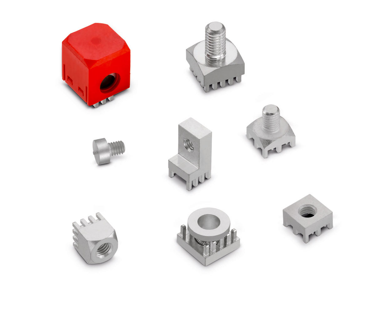 WürthElektronik's REDCUBEpress-fit plugs and connectors are used for Formula E race cars