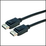 L-com Low-Profile Backshell DisplayPort Cable Assemblies